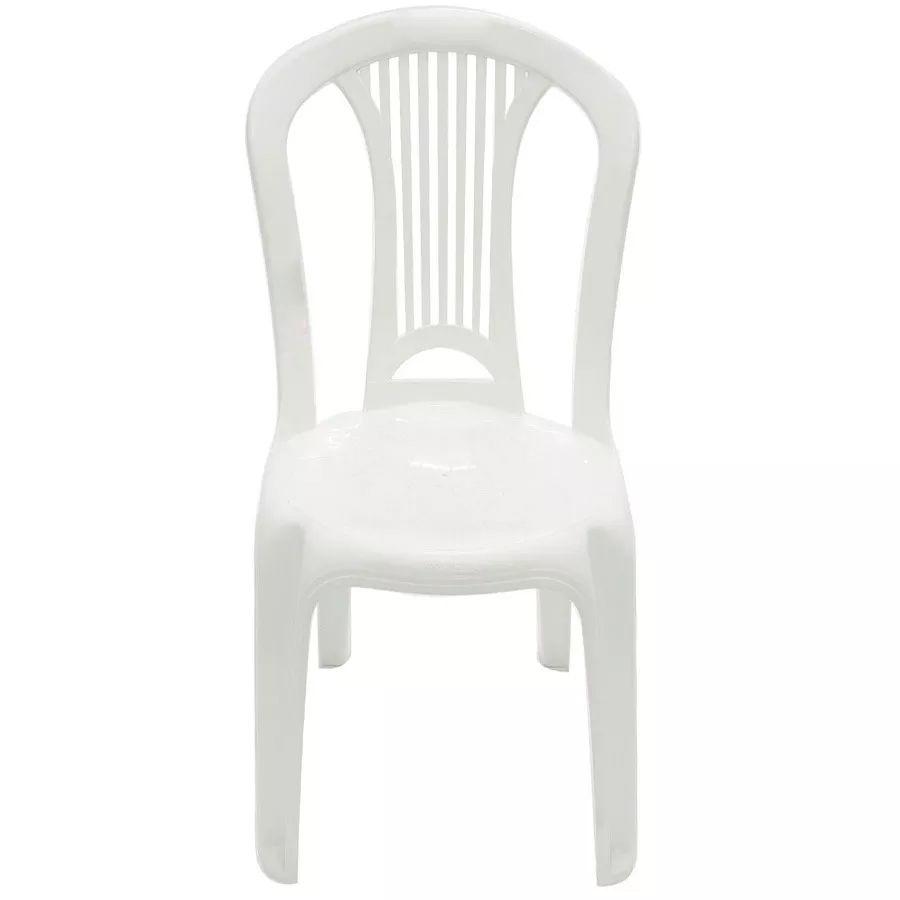 Cadeira Tramontina Atlântida Branca