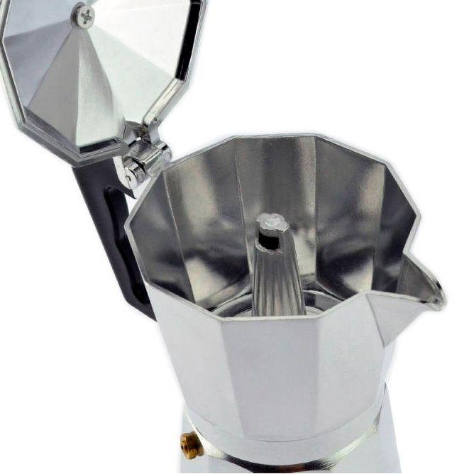 Cafeteira Fratelli Italiana Alumínio 9 Xícaras