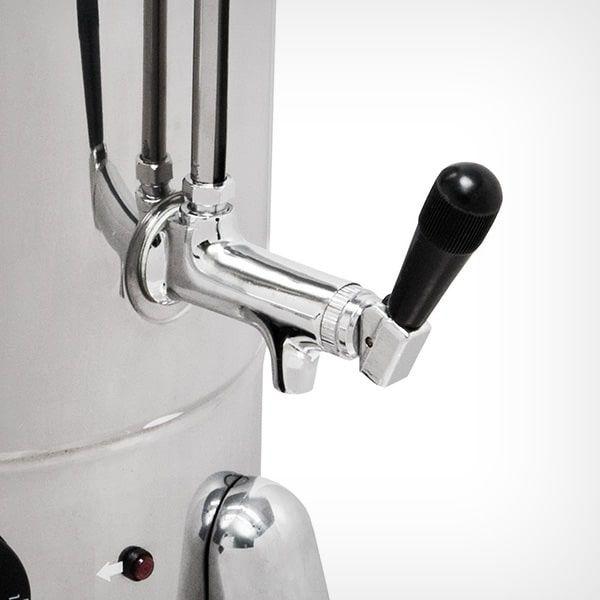 Cafeteira Industrial Marchesoni Tradicional 8 Litros Inox 220v