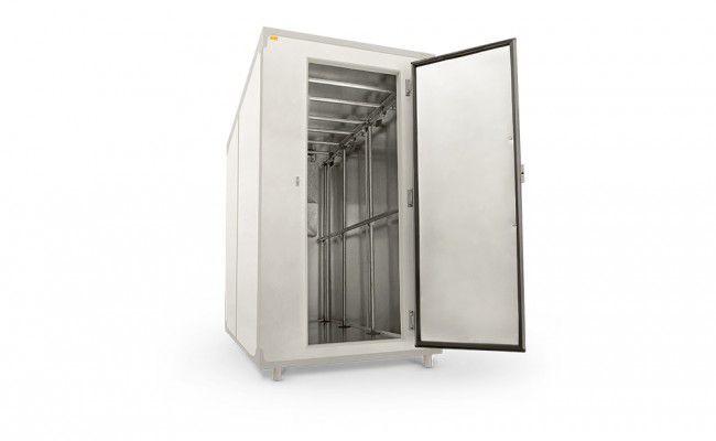 Câmara Fria 4000 Litros Para Resfriados Inox 1 Porta 220V MCI4000 Refrimate