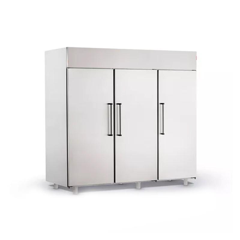 Câmara Fria Refrimate 2900 Litros para Resfriados Inox 3 Portas  220V