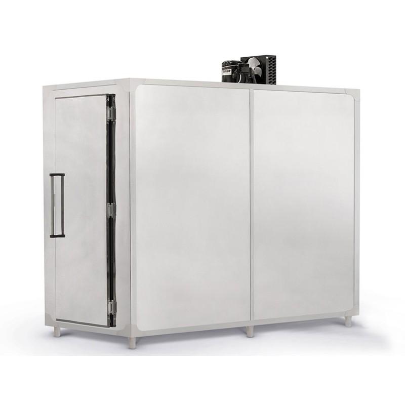 Câmara Fria Refrimate 4000 Litros para Congelados Inox 1 Porta -18ºC 220V