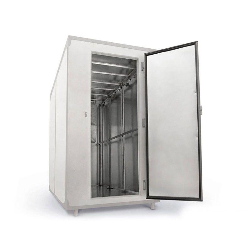 Câmara Fria Refrimate 4000 Litros para Resfriados Inox 1 Porta 220V