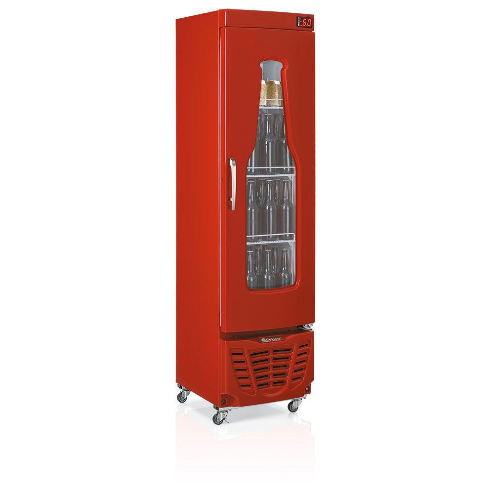 Cervejeira Gelopar Vertical 230 Litros Frost Free 1 Porta 220 V