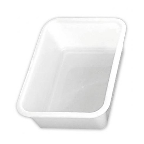 Bacia Della Plast Multiuso Branco 5 Litros