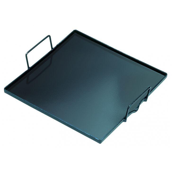 Chapa Progas Bifeteira 32 X 32 C/ Alça Pintada
