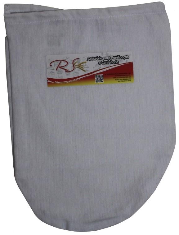 Coador De Café Em Algodão N°5 Branco CA-5 RSPan