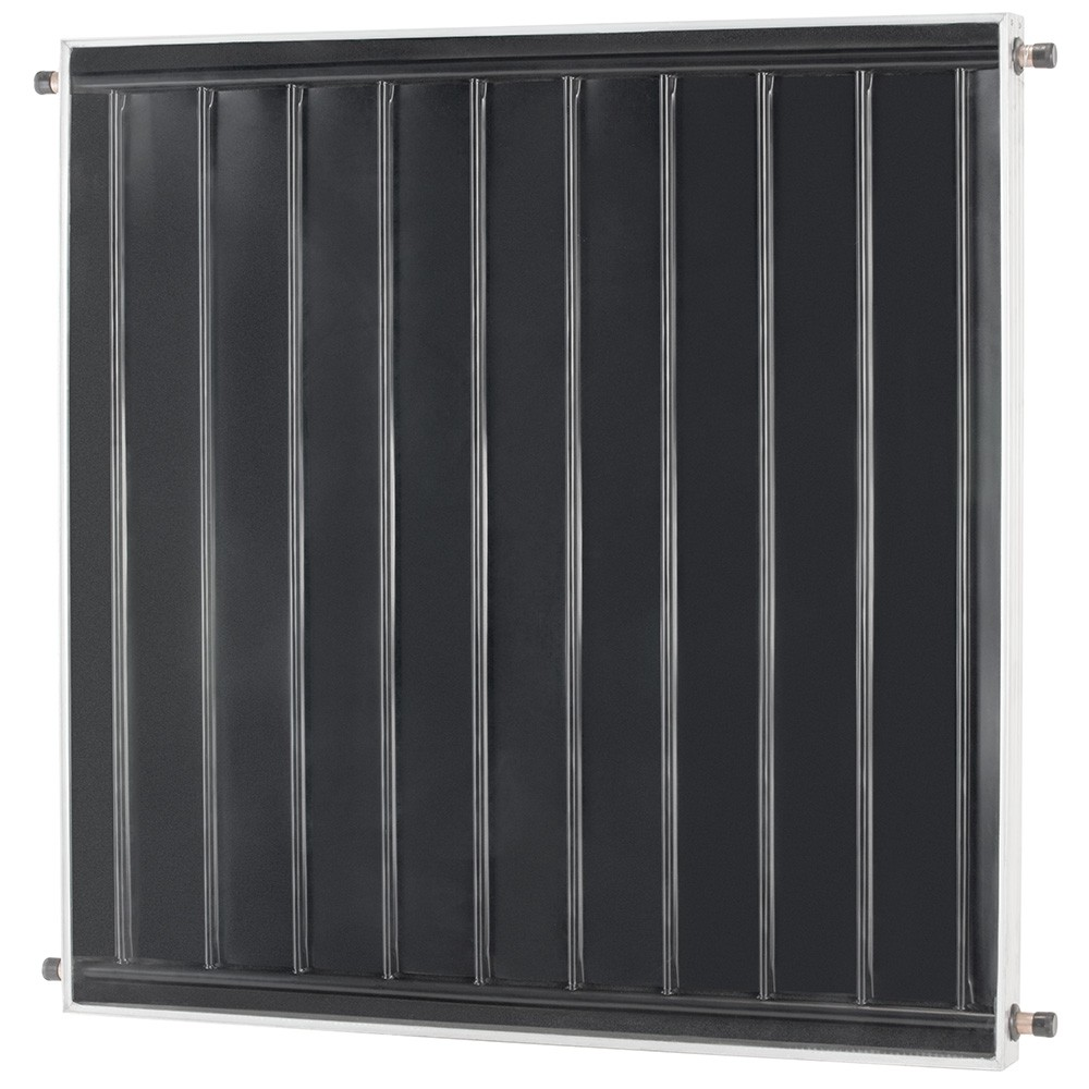 Coletor Solar Komeco Ambient 1 m² Inox