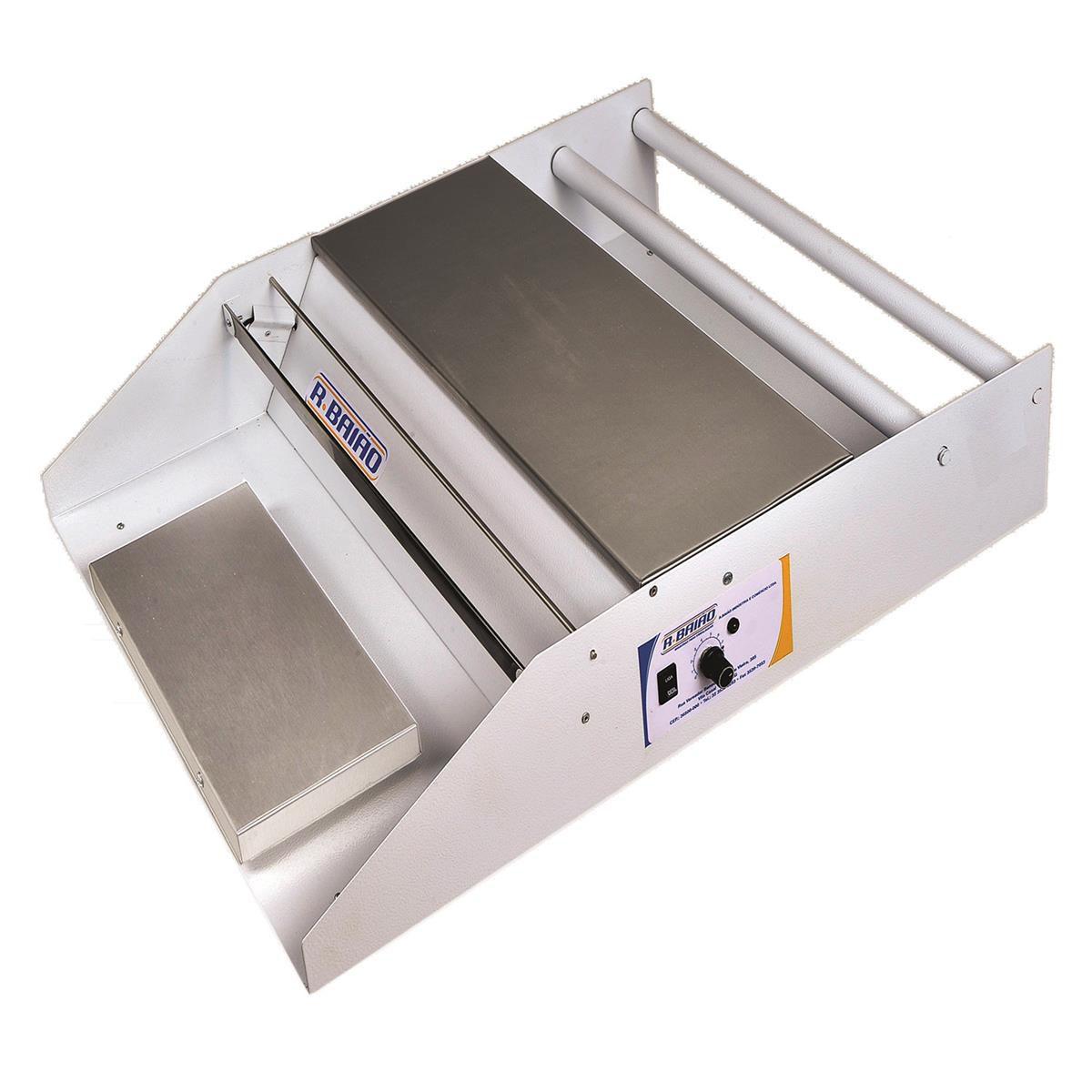 Embaladora Para Filme R. Baião Standard 40 cm Branca Bivolt 110/220V