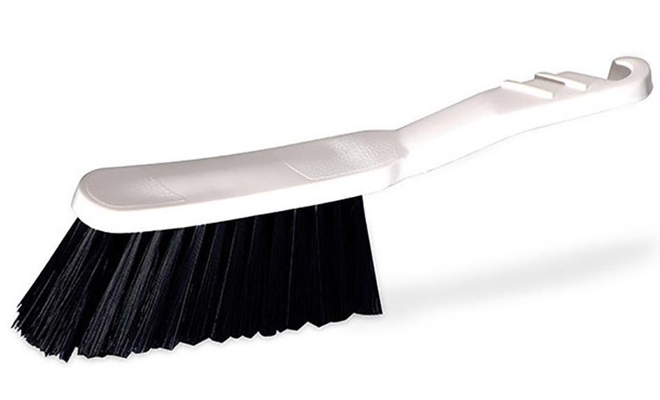 Espanadeira Multiuso Plástico Cerdas Nylon Branco SOLRAC