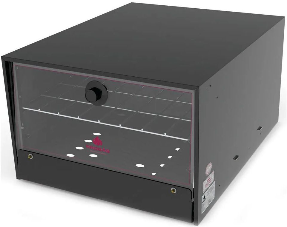Forno Comercial Pintura Epóxi Gás GLP Baixa Pressão FSI-680 Progás