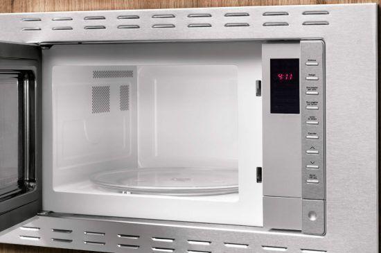 Forno Micro-ondas Fischer Fit Line Embutir 25 Litros Inox 220v