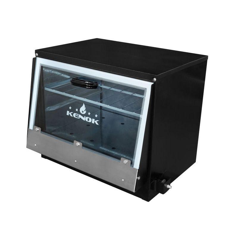 Forno para Fogão Industrial Kenok Brilho 54 Litros com Tampa de Vidro Baixa Pressão