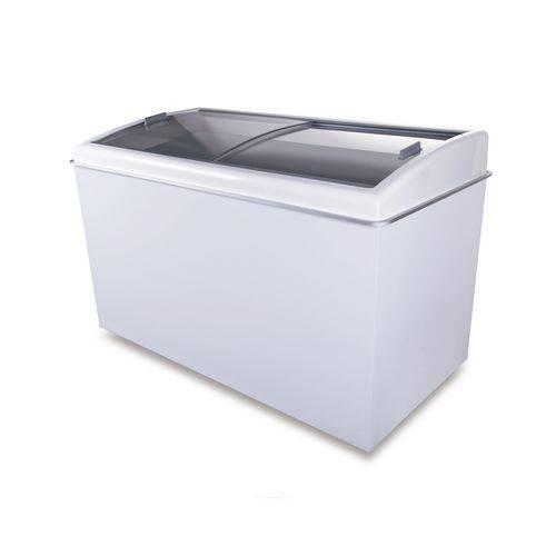 Freezer Horizontal Artico FH500B Tampa de Vidro Branco 500 Litros 220V