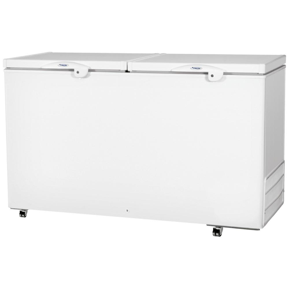 Freezer Horizontal Fricon Branco Dupla Ação 503 Litros 220v