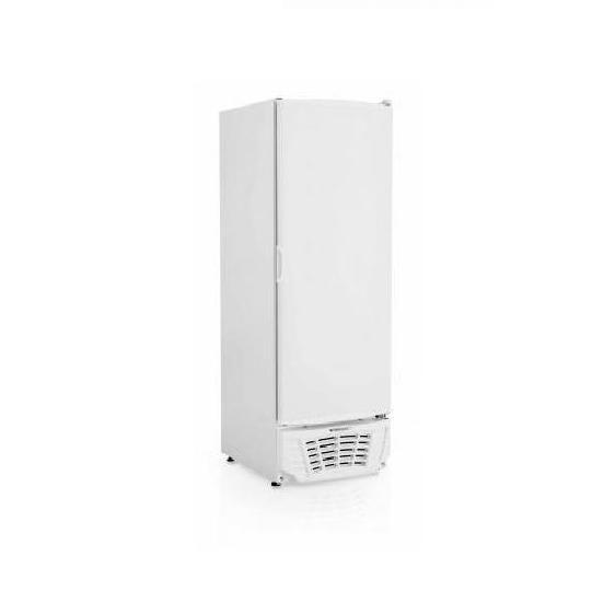 Freezer Vertical Gelopar Dupla Ação 1 Porta Branco 577 Litros 220V