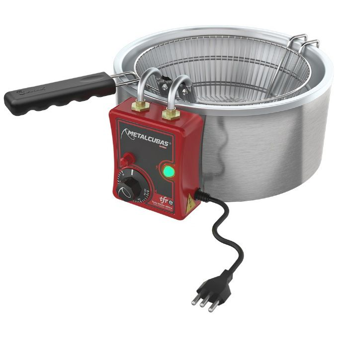 Fritador Elétrico Metalcubas 3 Litros TFRE 3 220V
