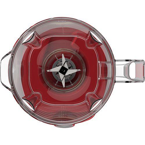 Liquidificador Cadence Robust Vermelho 12 Velocidades 3,3 Litros LIQ411 220V 1000W