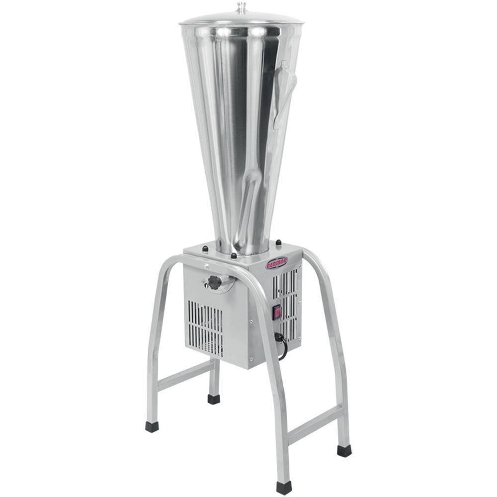 Liquidificador Industrial Bermar Basculante 25 Litros Inox Bivolt
