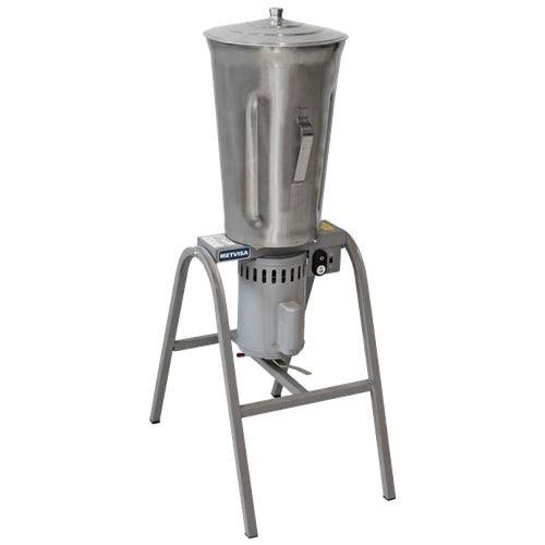 Liquidificador Industrial Metvisa Basculante 25 Litros Leve 220V