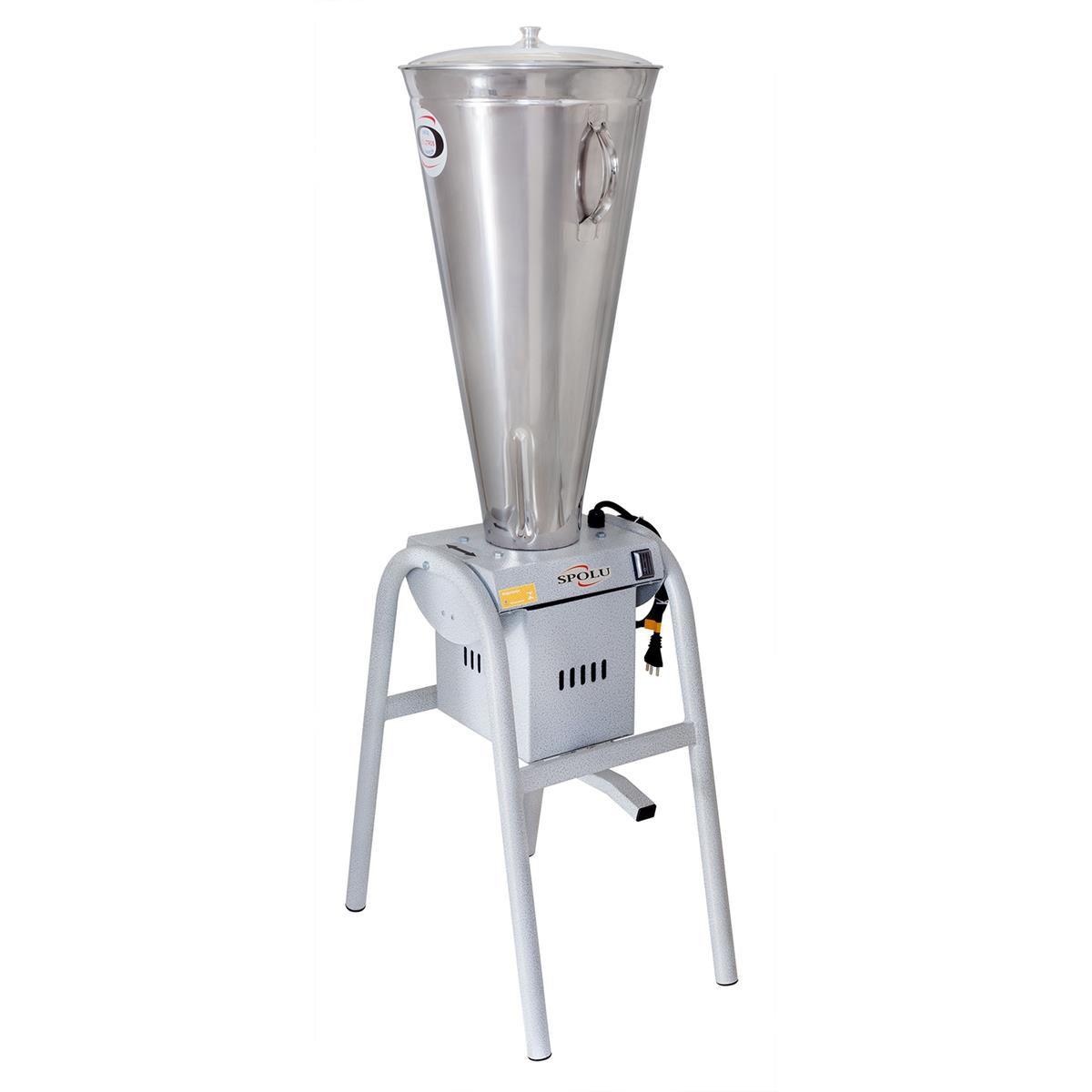 Liquidificador Industrial Spolu Basculante 25 Litros Inox 220V