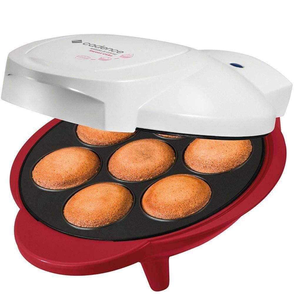 Máquina de Cupcakes Cadence Sweet Cake CUP100 220V 1000W
