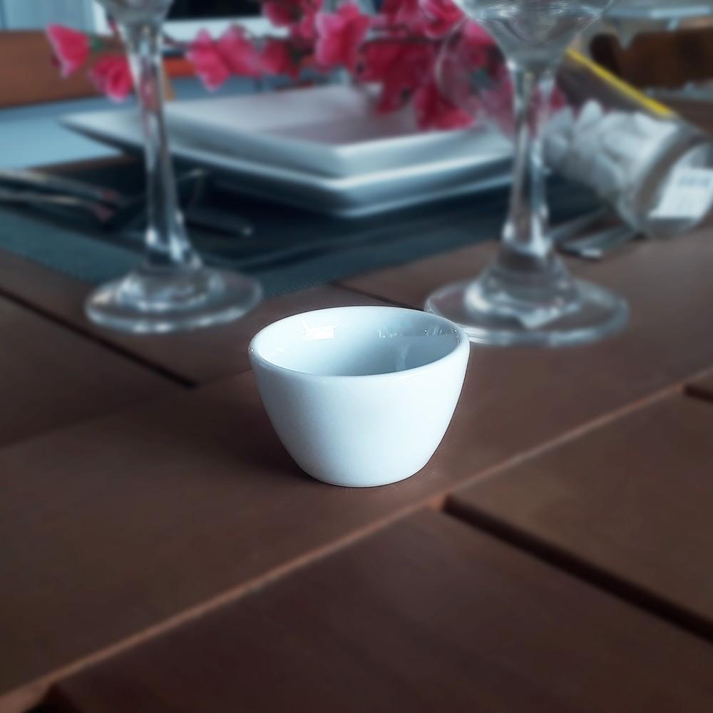 Mini Pote Germer Redondo Branco 40 ml