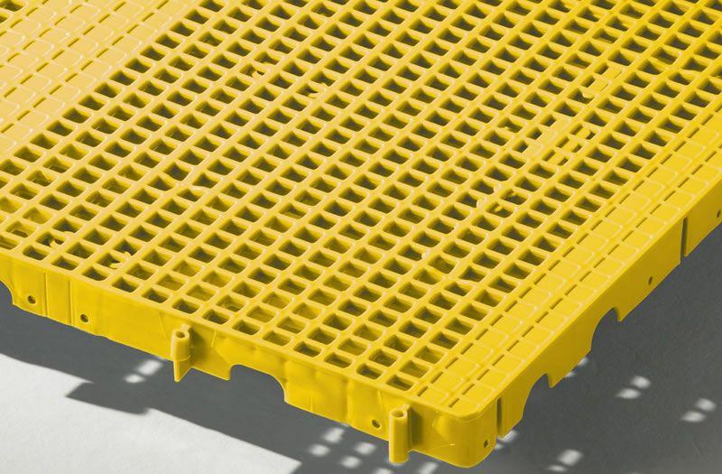 Piso Estrado Plástico Pisani Poliuso Fazendão 100x60x4,5