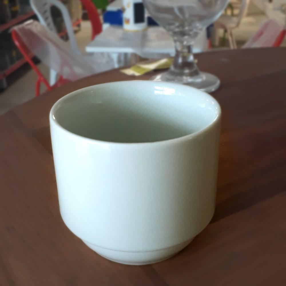 Pote Germer Chá Iguaçu Redondo Branco 200 ml