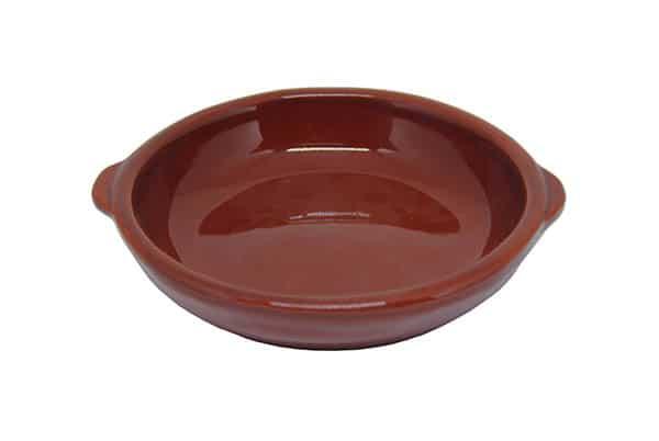 Prato Assadeira De Barro Refratário 16 cm Casserole