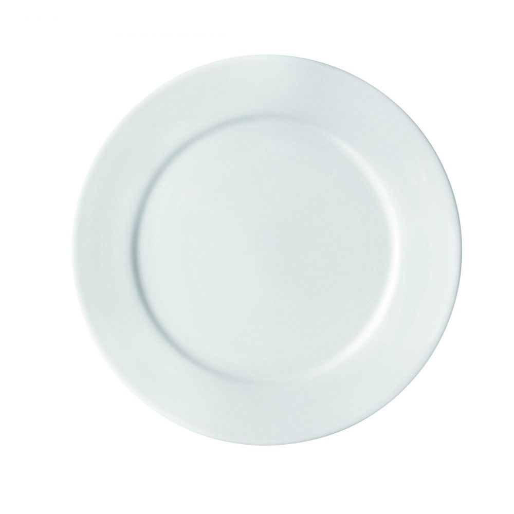 Prato De Porcelana Para Sobremesa Bar Hotel Germer 18,5x02