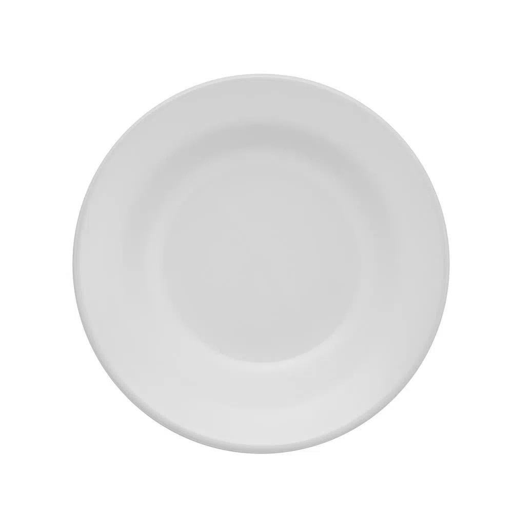 Prato Fundo Em Porcelana Redondo 22cm Plus Vitramix Oxford