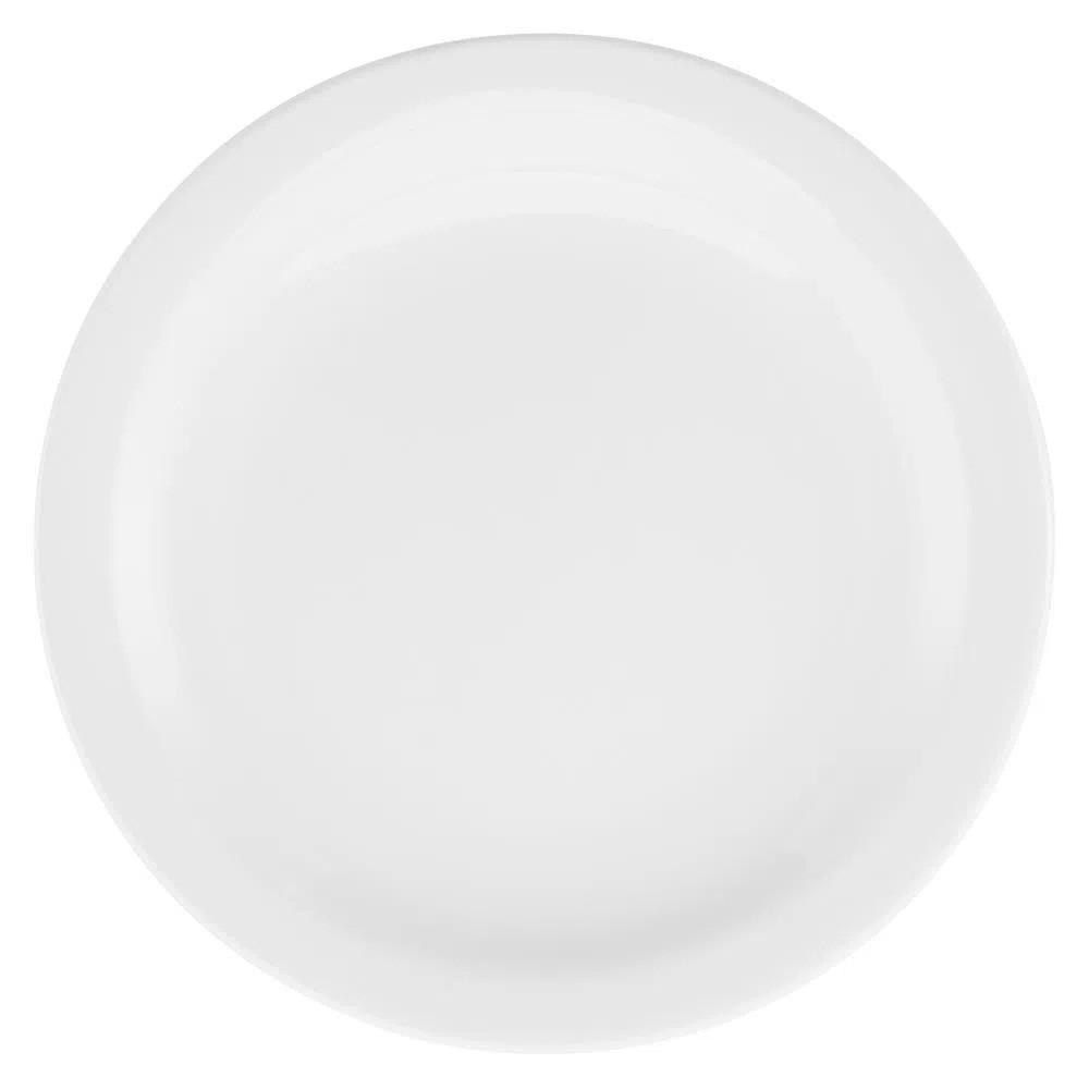 Prato Fundo Em Porcelana Redondo 26cm Plus Vitramix Oxford