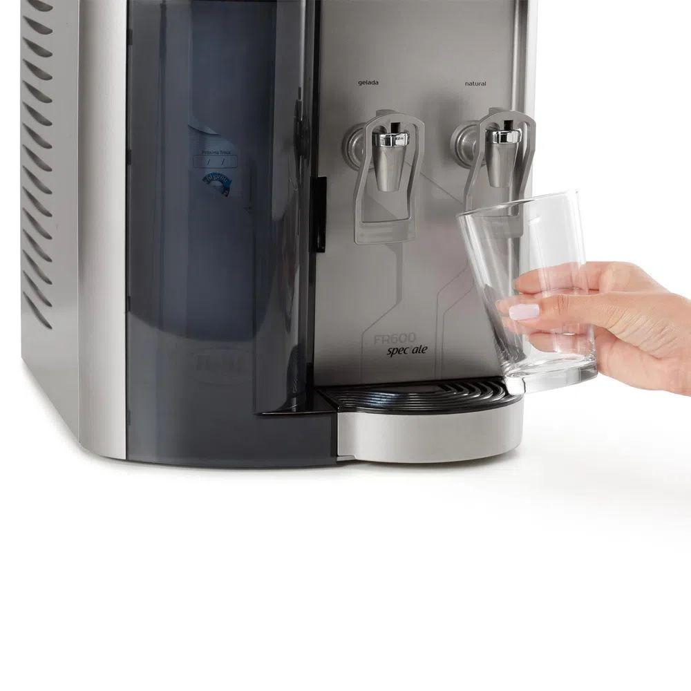 Purificador De Água Speciale Refil Girou Trocou 220V Inmetro FR600 IBBL