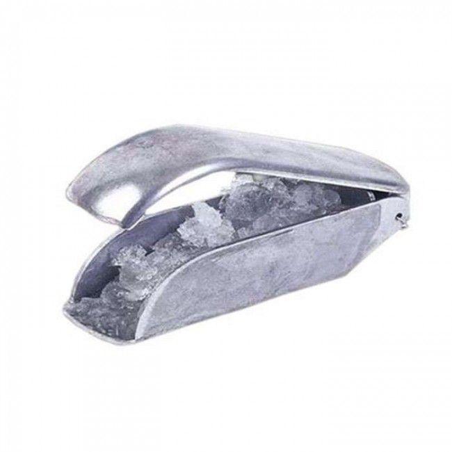 Raspador De Gelo Anodilar Em Alumínio Fundido & Lâmina Inox Anticorrosão