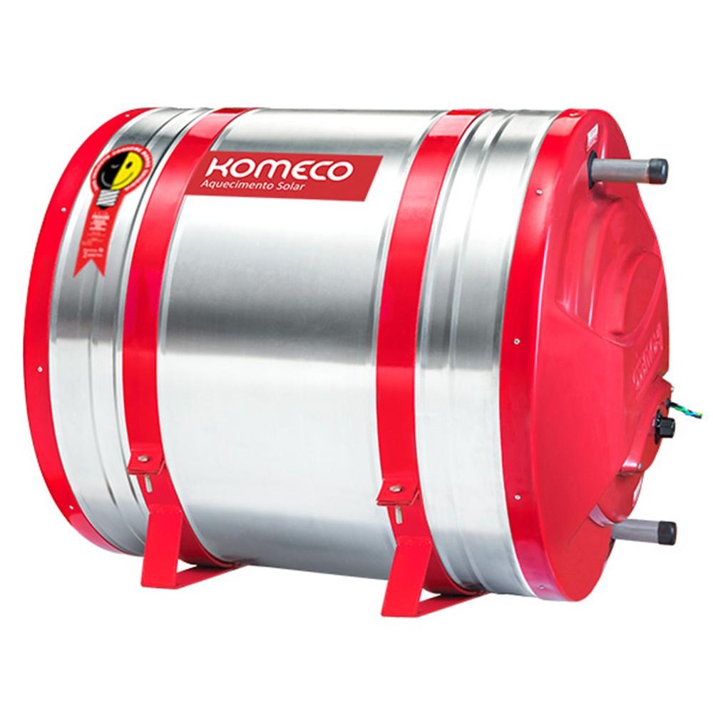Reservatório Térmico (Boiler) Komeco 300 Litros Inox 304 Baixa Pressão