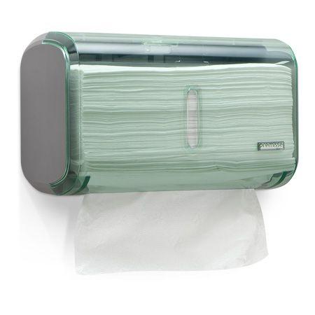 Toalheiro Premisse  Compacto Urban Glass Verde
