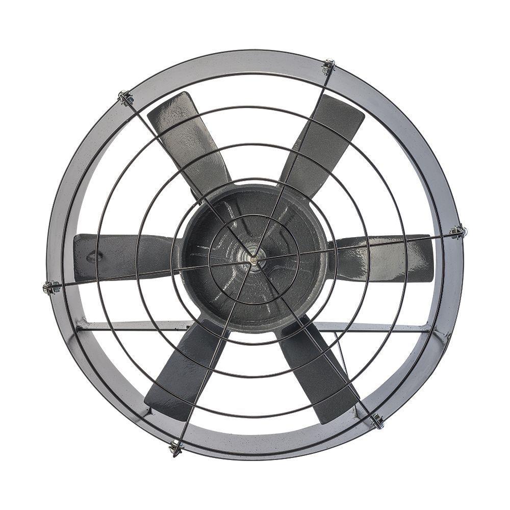 Ventilador Axial Exaustor Industrial 46cm 380v Ventisol