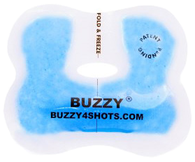 Bolsa de Gelo Soft Wings - Uso Individual  - Buzzy Brasil