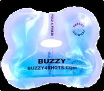 Buzzy® Mini HealthCare Black - A melhor opção para Clínicas de Vacinação e Farmácias  - Buzzy Brasil