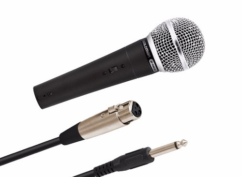 Microfone Waldman B5800 Antigo Gpa