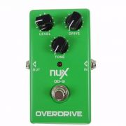 Pedal Nux Vintage Overdrive - Od-3 - Screamer