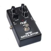 Pedal Modern Amp Simulator As-4 - Nux