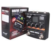 Pedal Nux Drive Force - Distorção E Overdrive