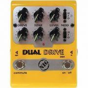 Pedal Dual Drive Dd1 - Overdrive Para Guitarra - Nig