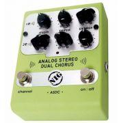 Pedal Chorus Analog Stereo Dual Asdc - Nig