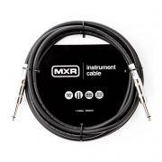 Cabo p/ Instrumentos 3m Mxr Standard Plug P10 Reto-Reto Dunlop