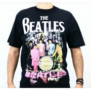 Camiseta Beatles Lonely Hearts