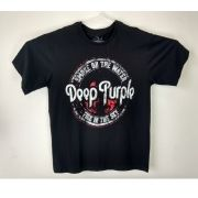 Camiseta Deep Purple Smoke On The Water