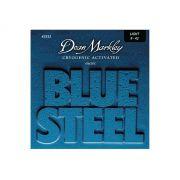 Corda / Encordoamento Blue Steel guitarra 009 / 042